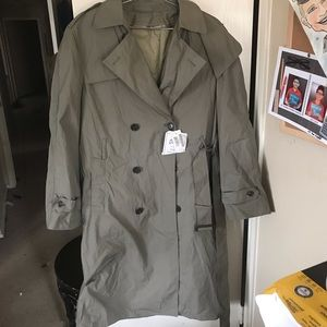 Other - Military trench coat